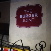 Photo taken at The Burger Joint by Joseph Diez  on 7/3/2015