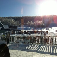 Photo taken at Camp Fortune by Leah E. on 12/28/2012
