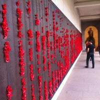 Photo taken at Australian War Memorial by Siv-Hege B. on 4/13/2013