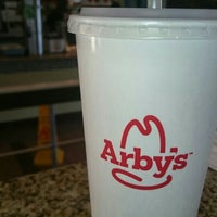 Photo taken at Arby's by Patrick S. on 5/20/2015