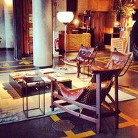 Das Foto wurde bei 25hours Hotel Hamburg HafenCity von Paul T. am 1/14/2013 aufgenommen
