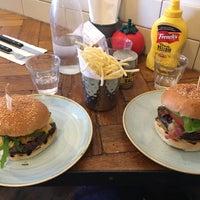 Photo taken at Gourmet Burger Kitchen by Thomas on 5/21/2016