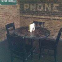 Photo taken at Blackstone Pub and Eatery by Christi R. on 12/16/2012