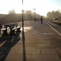 Photo taken at Solihull Railway Station (SOL) by Ida P. on 2/19/2013