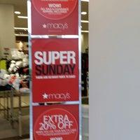 Photo taken at Macy's by Juana E. on 2/23/2014