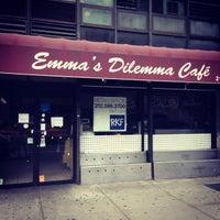 Photo taken at Emma's Dilemma by Nicholas C. on 7/8/2014