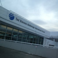 Photo taken at Ted Stevens Anchorage International Airport (ANC) by Valinda . on 3/4/2013