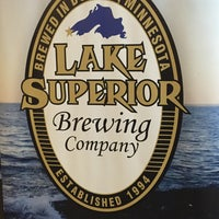 Photo taken at Lake Superior Brewing Co. by Stephanie B. on 11/14/2015
