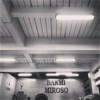 Photo taken at Bakmi Miroso by Gideon W. on 9/26/2013