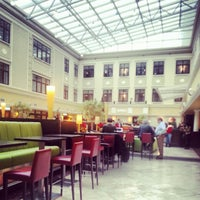 Photo taken at Courtyard Moscow City Center by Adam F. on 12/14/2012
