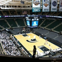 Photo taken at Breslin Center by Kellie F. on 1/5/2013