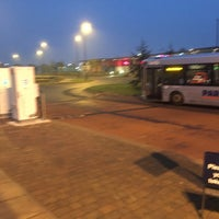 Photo taken at Monks Cross Park & Ride by Chris K. on 10/28/2015