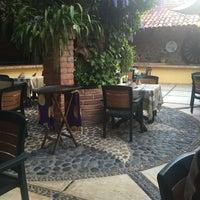Photo taken at Hacienda Alemana by David S. on 4/14/2016
