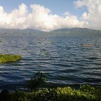 Photo taken at Danau Tondano by Miny P. on 2/5/2013
