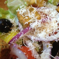 Photo taken at Olive Garden by Danielle O. on 11/3/2012