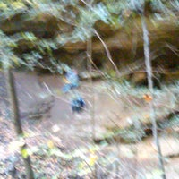Photo taken at Ash Cave by William P. on 10/6/2012