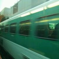 Photo taken at Burlington GO Station by Peter G. G. on 11/22/2012