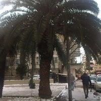 Photo taken at Ethem Efendi Caddesi by Ahmet Celil K. on 1/10/2013