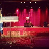Photo taken at La Sala Rossa by Fred R. on 2/18/2013