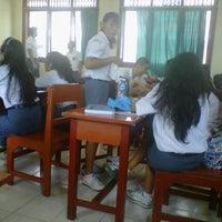 Photo taken at SMAN 1 Denpasar by Ricka D. on 11/13/2012
