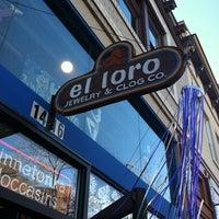 Photo taken at El Loro by Rebecca K. on 1/3/2013