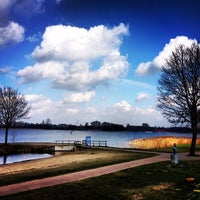 Photo taken at Landal Stroombroek by Christoph M. on 3/2/2014