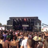 Photo taken at Isle of MTV by Barbaros Alper D. on 6/25/2014