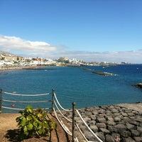Photo taken at Playa de Torviscas by Efren G. on 7/7/2013