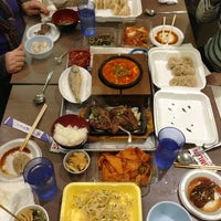 Photo taken at Super H Mart by Mike D. on 12/24/2012
