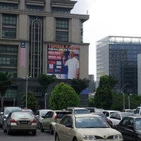 Photo taken at KDN - 6P Programme by jamaludin on 11/20/2012