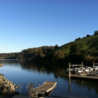 Photo taken at Lake Chabot Regional Park by Krystle M. on 2/23/2013