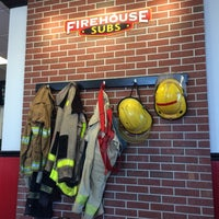 Photo taken at Firehouse Subs by Juan B. on 11/3/2015