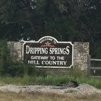 Photo taken at City of Dripping Springs by Juan B. on 9/19/2015
