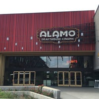 Photo taken at Alamo Drafthouse Cinema by Juan B. on 5/28/2016