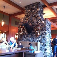 Photo taken at Skamania Lodge by Kara B. on 11/22/2012