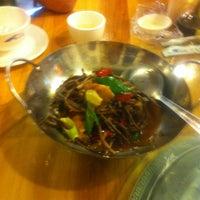 Photo taken at 大丰收福州菜馆 by Faye C. on 11/15/2012
