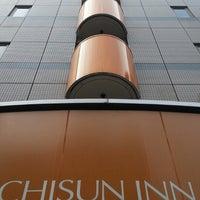 Photo taken at Chisun Inn Asakusa by Sergey A. on 8/24/2013