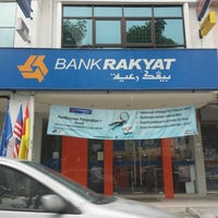 Photo taken at Bank Rakyat Serdang Raya by Din Kuantan on 1/25/2014