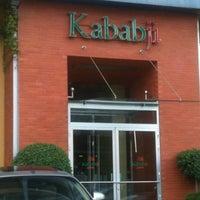 Photo taken at Kabab-ji by Sarah on 10/6/2012