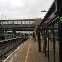 Photo taken at Leighton Buzzard Railway Station (LBZ) by Robert H. on 9/11/2013