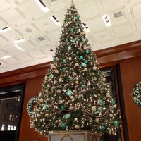 Photo taken at Tiffany & Co. by Matthew P. on 12/30/2012