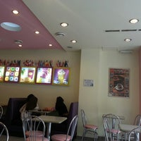 Photo taken at Yum Yum Donuts by Adrian V. on 10/6/2013