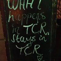 Photo taken at TCR Lounge Bar by Marina S. on 4/20/2013