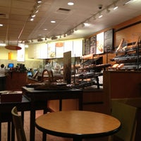 Photo taken at Panera Bread by Lou O. on 9/24/2012