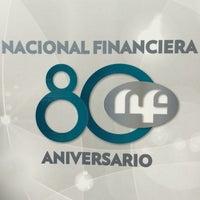 Photo taken at Nacional Financiera by Joyce P. on 8/7/2014