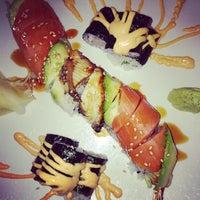 Photo taken at Sushi Monster by Cassandra L. on 1/17/2013