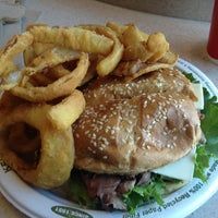 Photo taken at Kelly's Roast Beef by Dwayne A. on 1/6/2013