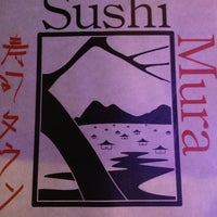 Photo taken at Sushi Mura by Ray H. on 12/23/2012