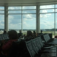 Photo taken at Concourse B - Richmond International Airport by Olanrewaju A. on 9/27/2013