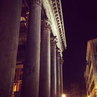 Photo taken at Pantheon by Dan C. on 7/27/2013
